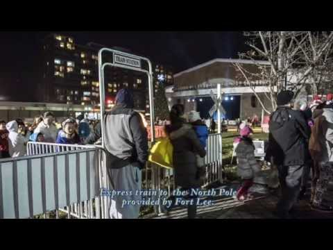 Last year's Fort Lee tree lighting was attended by nearly 2,000 people.