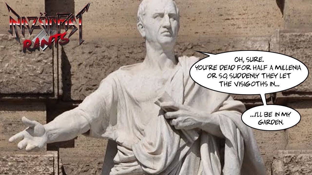 RAZORFIST: What We Can Learn From Cicero