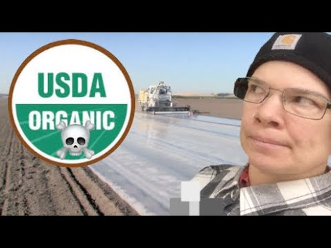 Pesticides Part 1: Organic Farmers Kill Tadpoles and Grow Plants With Plastic! A Vegan Perspective