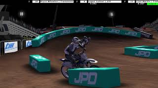 2017 Australian Supercross Championship Round 3 - 250 Main Event Highlights