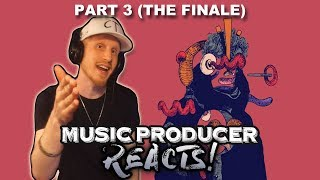 Music Producer Reacts to Quadeca - Voice Memos (Part 3/3)