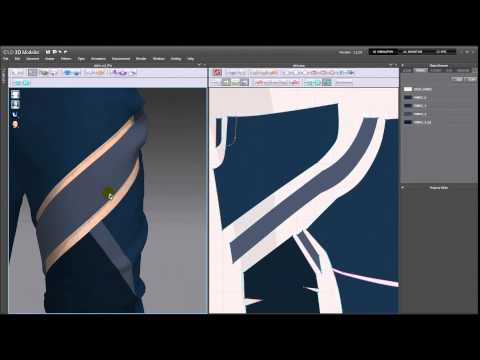 CLO3D] Completely Fashion - Friendly - YouTube