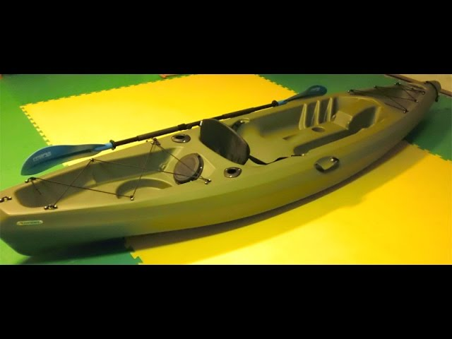 Future Beach Discovery 124F Kayak Review