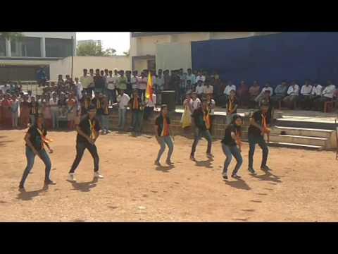 KANNADA Rajyotsava | Flash mob-2016 | ECE | SKSVMACET