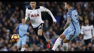 Manchester City 2-2 Tottenham - Full Highlights HD