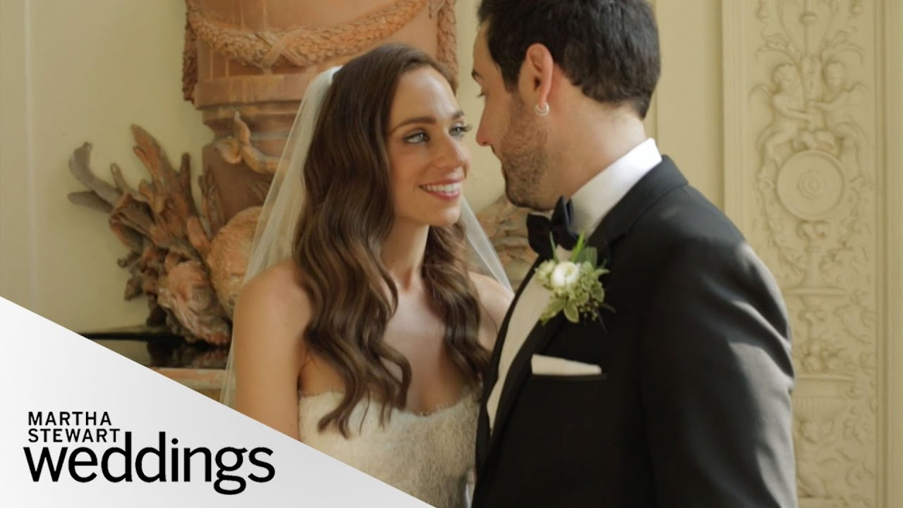 Real Weddings Youtube: Jackie And Ross's Elegant Nashville Real Wedding