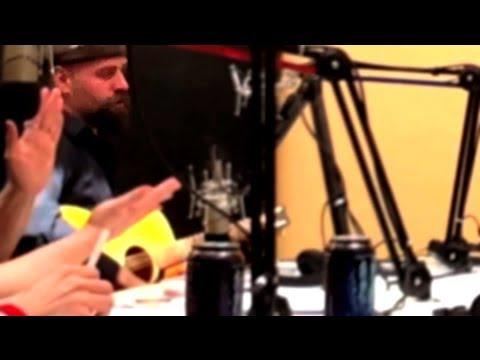 Rod Webber - When the Bombs go Boom (Live on UnRegular Radio)