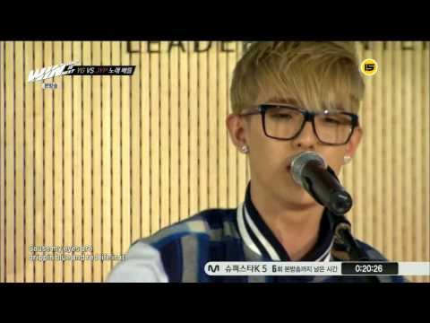 WIN ღ YG vs JYP Vocal Battle (JYP Trainee Vocal Team) #5Live