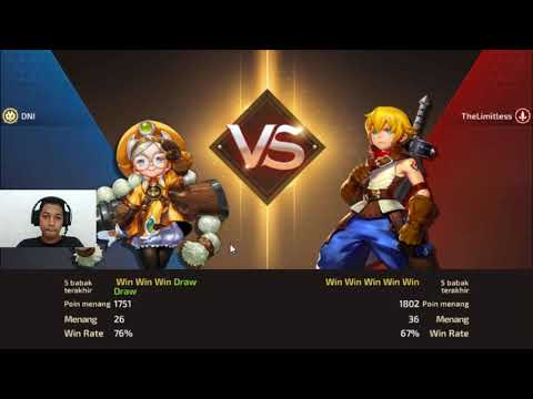Dragon Nest M - Lv 30 Engineer PvP Ladder S7