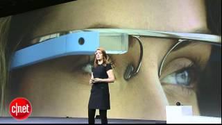 Google unveils Google Glass Explorer Edition at I/O - CNET News