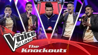 Ashen Dion | Chandelier | The Knockouts | The Voice Sri Lanka Thumbnail