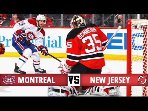 Montreal Canadiens vs New Jersey Devils | Season Game 63 | Highlights (27/2/17)
