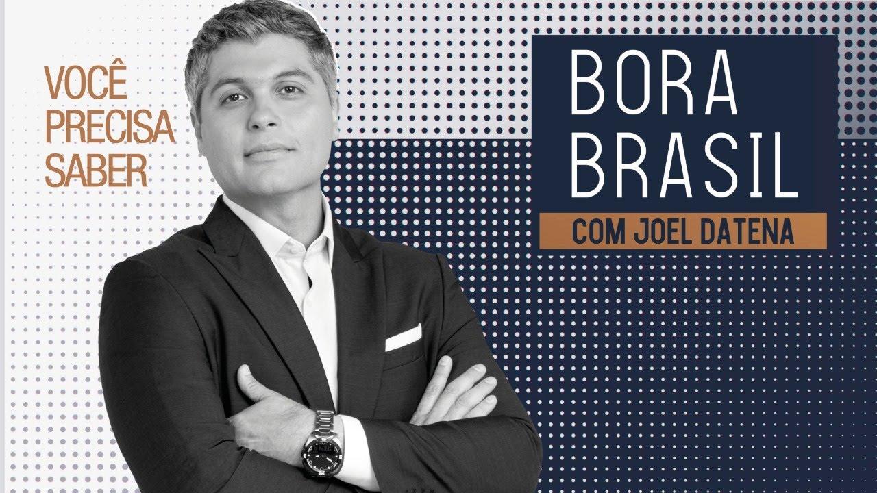 ?BORA BRASIL, COM JOEL DATENA - 10/08/2020 - AO VIVO