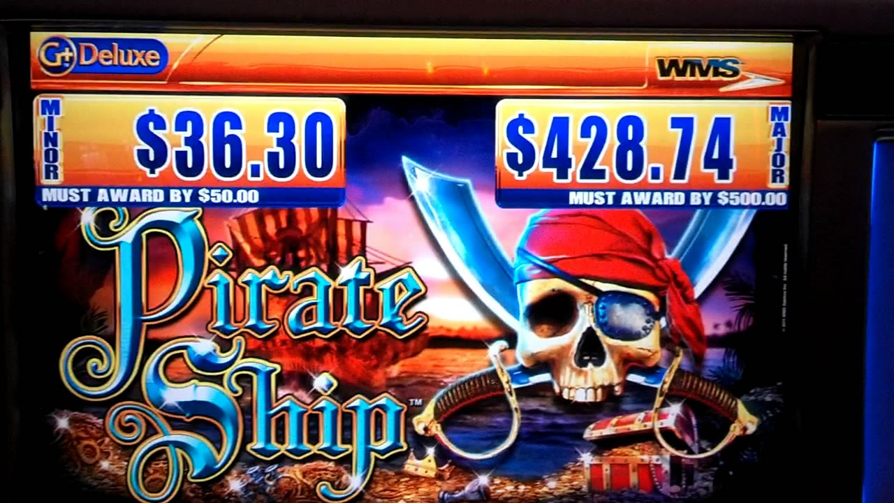 Play pirate ship slot machine 40 year old virgin poker table
