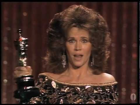 Henry Fonda winning Best Actor