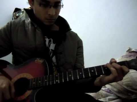 aahatein guitar cover (ek main aur ekk tu)