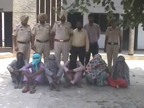 Prostitution Racket Busted by Punjab Police at Kotkapura