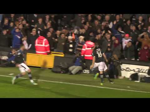 SHORT MATCH ACTION | Fulham 2-2 Derby County