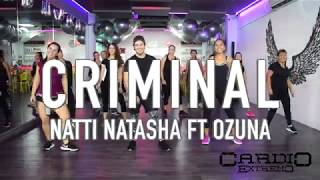 Criminal - Natti Natasha ft Ozuna by Cesar James Zumba Cardio Extremo