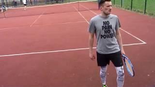 Данила Пыленок - Денис Ларионов (Теннис 2018, music: Zivert - Ещё хочу)