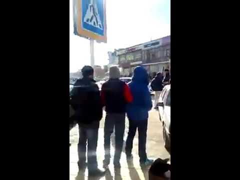 Беспредел сотрудников полиции в Дагестане. г.Дербент