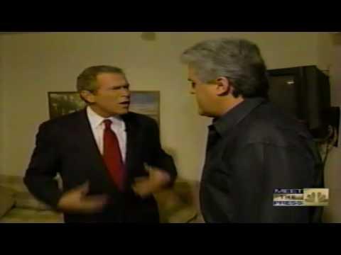 George W Bush Voting - 2000
