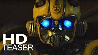 BUMBLEBEE | Teaser Trailer (2018) Legendado HD