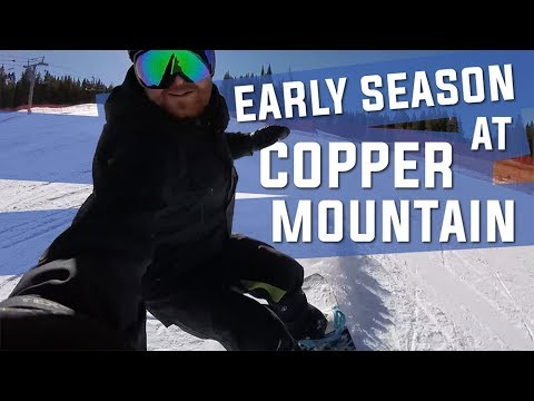 Early Season at Copper Mountain | Vlog #1 | TheHouse.com