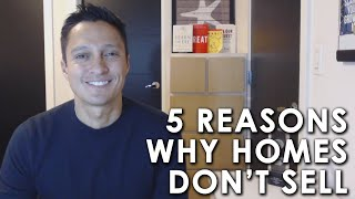 Seattle Real Estate | Maynard Wagner Real Estate Group: 5 Reasons Why Your Home Isn't Selling
