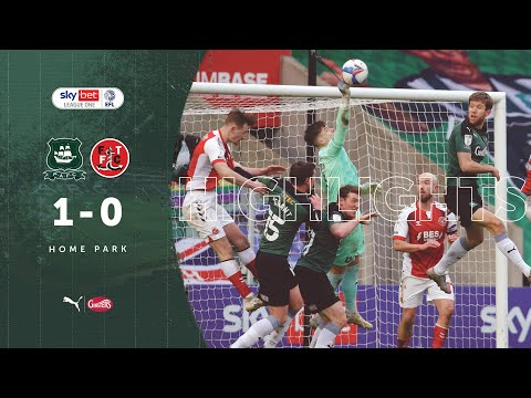 Plymouth Fleetwood Town Goals And Highlights