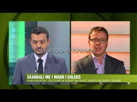 Skandali i EULEX në Kosovë - Top Channel Albania - News - Lajme