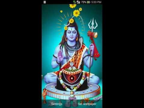 Lord Shiva HD Live Wallpaper