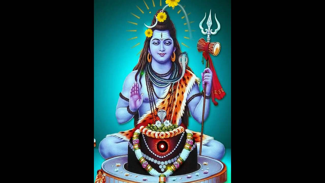 Lord Shiva HD Live Wallpaper - YouTube