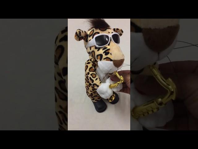 Dancing Tiger Toy