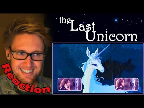 Ninja Sex Party - The Last Unicorn (cover) REACTION! | THE FEELS! *_* |