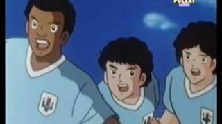 Captain Tsubasa Shin 18