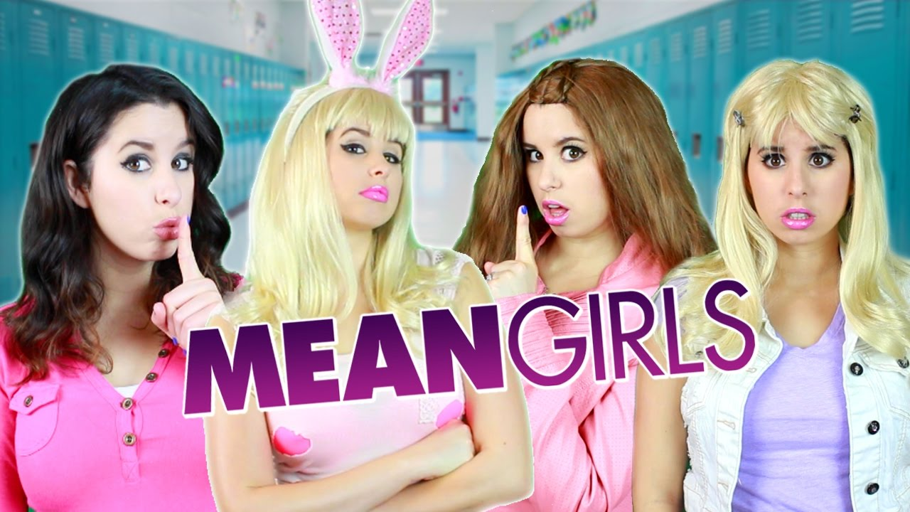 "Senior Quotes For Girls If ""Mean Girls"" Were Youtubers Ftall Of Your Favorite Mean"