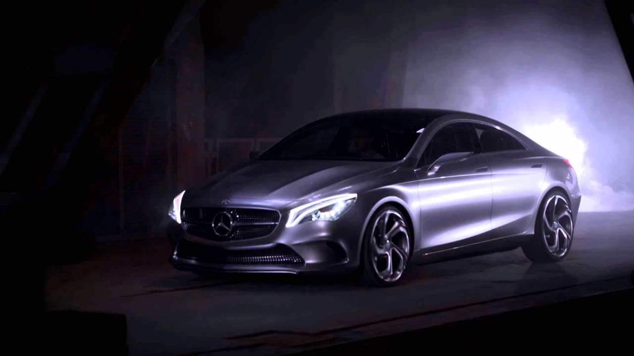 Concept Style Coupé trailer´- Mercedes-Benz original