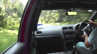 2013/14 Volkswagen Polo GTI drive video