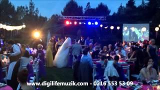 Digilife Müzik Düğün Dj Hizmeti ve Ses Işık Sistemleri - Villa Riva Garden