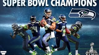 Super Bowl 48 Seahawk Highlights