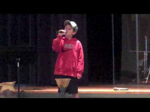 Bartlesville's Justin Bieber Jr. (Cody Tate)-Baby