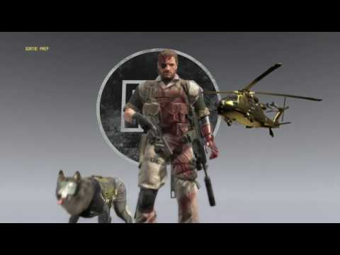 A stream consisting of the game we call MGSV