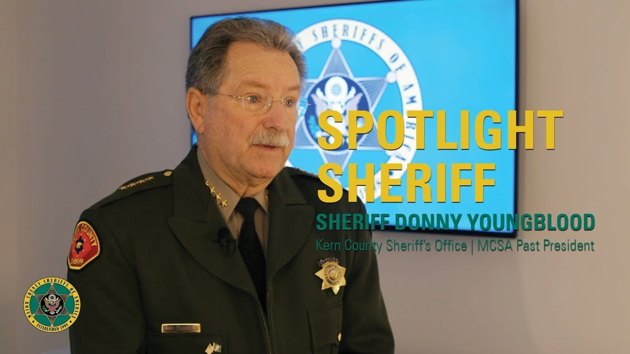 Spotlight Sheriff - Major County Sheriffs of America
