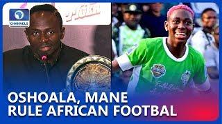 Asisat Oshoala, Sadio Mane Rule African Football