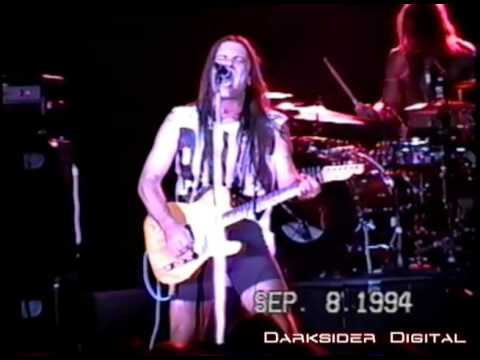 Bruce Dickinson - Tears Of The Dragon - Foundation's Forum '94