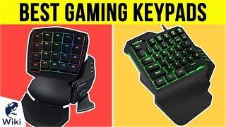 8 Best Gaming Keypads 2019
