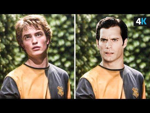 Гарри Поттер - актеры, которые почти сыграли в фильмах. Ведьмак против Воландеморта!