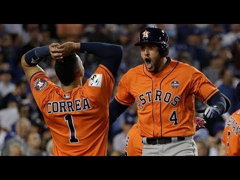 Houston Astros | 2017 Home Runs (265) | Including Postseason