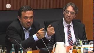 Frank Rieger (CCC) im NSA-Untersuchungsausschuss (Zusammenschnitt)
